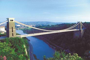 Clifton Suspension Bridge - Isambard Kingdom Brunel